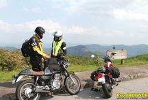 Motorcycling - Travel