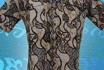 Batik Motif Abstrak