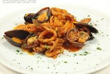cucinando - primi, zuppe e minestre / by Carmen Di Giorgio