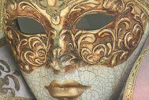 Venetian Face Masks