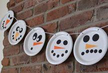Karácsonyi osztálytermi dekorációs ötletek
