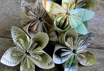 Paper Flowers... Gorgeous!