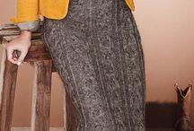 Зимние юбки , костьюмы .