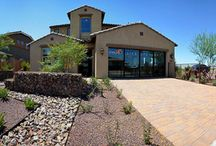 Intrigue at Greer Ranch in Surprise, AZ / Brand new Shea3D community located at Cactus between Sarival and Reems.