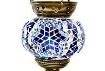 Mosaic-Lanterns