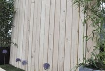 cloison jardin
