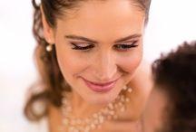 Wedding makeup & hair / My makeup & hairstyling
