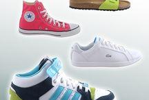 Lifestyle sneakers en kleding dames