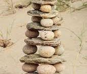 Stone garden - Сад камней