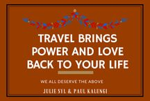 TRAVEL QUOTES & SAYINGS