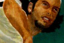 """José Acassuso """"Detalles"""" / Detalles pintura de José Acassuso. Ver tablero de pintura original."""