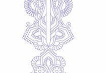 patrones de bordado