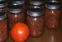 Canning Adventures / by Michelle Schock