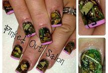 nails / by Jill McMorris