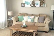 Family/ Living Room inspo / Design inspo for the new house in Atlanta.