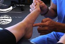 Spread Your Toes Video Series