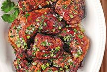 Grill chicken / Grill