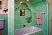 Bathroom dreams / The bath is known to be a very important part of every home. For inspirational rooms. / by Lisa Grettve