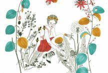 Sonia Pulido illustrations