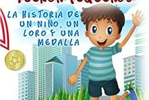 Spanish Children's Books / Books for children that were written in or translated to Spanish. I especially like children's picture books.