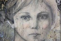 Libro d'artista / Libri d'Artista di Glenda Sburelin