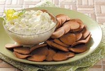 Appetizers & Dips / by Diane Haberlack