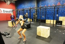 Freedom Nation CrossFit / Inspiration and ideas for our neighborhood Box / by Andrea Fair