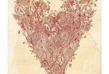 Hearts, hearts, hearts :) / I {heart} hearts! :)