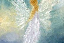 Engelen Schilderijen