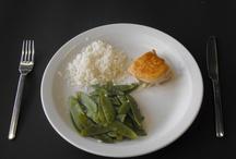 Stap voor Stap - Kip met rijst en groenten