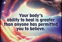 Healing / recover