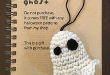 Knitting and crochet Halloween