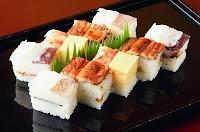 Food | japanese sweets & sushi