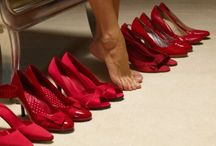 Fashions I Love / Favorite Styles and Red Shoes