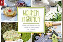 DIY-Bücher Gartendeko / Bücher zum Thema Selbermachen und Gartendeko