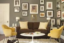 Living room / by Amanda Feitl