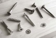What we're known for / square drive screws and more www.mcfeelys.com