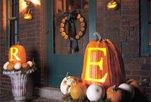 Halloween/Thanksgiving / by Lauren Hasty Fresh
