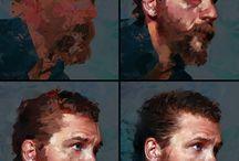 Portrait Painting - tutorial