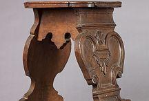 Design history / Furniture & Interior / Renaissance