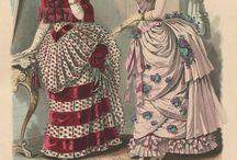1884s fashion plates