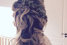 Updo Bridals www.salonjustyou.nl / Made by salon Just You