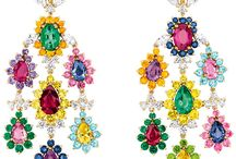 colourful jewel