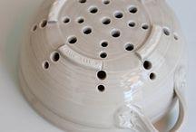 Pottery - Inspiration - Bowls - Berry / by Eileen Conner