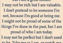 quotes sayings / by Trina Veola
