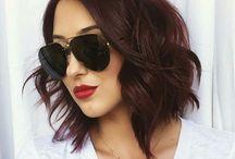 New Hair Style/Colour