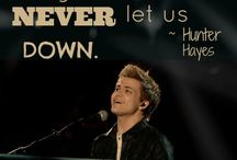 Hunter Hayes / All about the amazing Hunter! / by Brianna van Nostrand