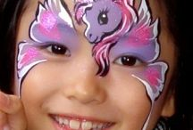 Face & body painting Kids