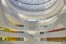 Interiors: atrium / 0