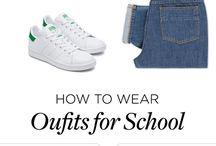 Outfitt for school